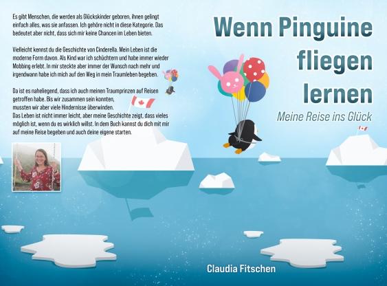 Wenn Pinguine fliegen lernen - Meine Reise ins Glück - Taschenbuch vorläufig